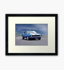 1967 Chevrolet Camaro Z28 Framed Print