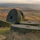 Stanage Edge: The Peak District by LazloWoodbine