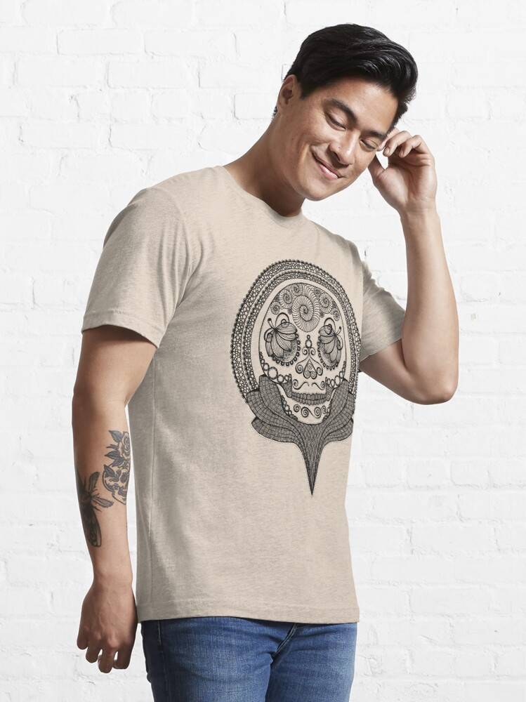 Alternate view of Trophy Skull Essential T-Shirt
