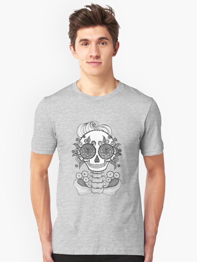 Alternate view of Glamskull Slim Fit T-Shirt