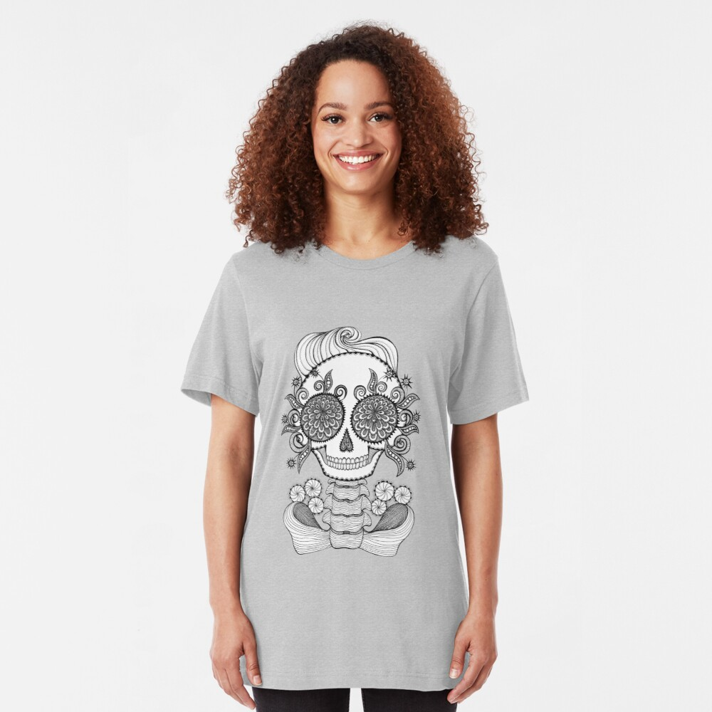 Glamskull Slim Fit T-Shirt