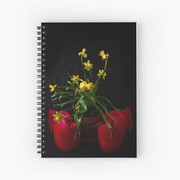 Fight Cancer : Pot Shots 1 Spiral Notebook