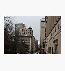 Concrete Jungle Photographic Print