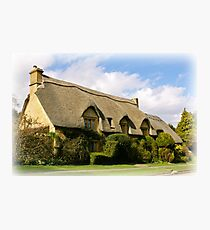 Chipping Campden Cottage  Cotswolds UK  Photographic Print
