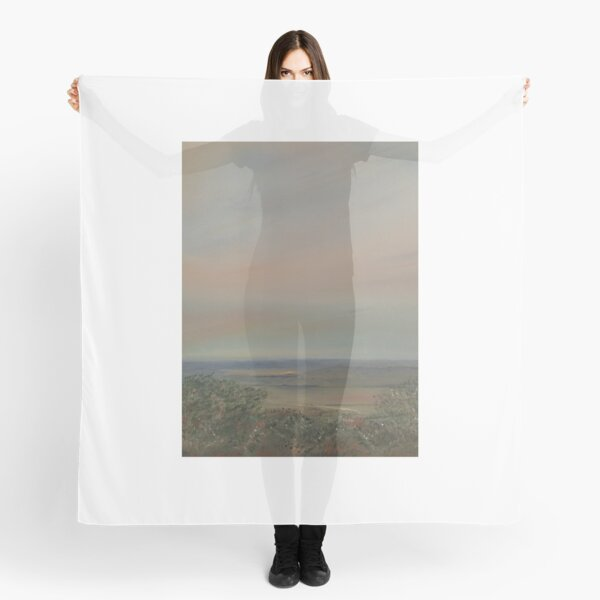 Twilight Over The Highlands Scarf