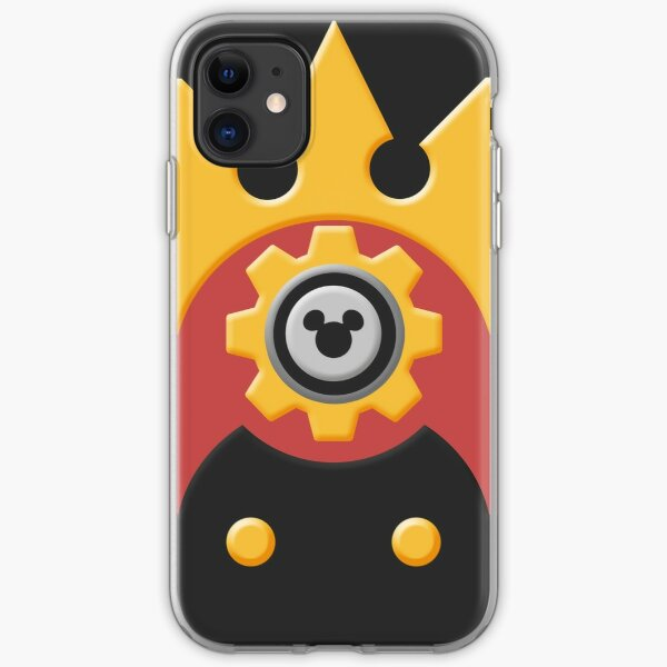 Gummiphone - Kingdom Hearts 3 iPhone Soft Case