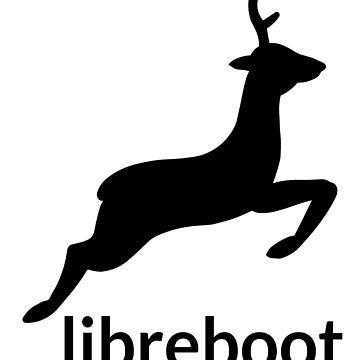 Libreboot Logo  by hamgammon