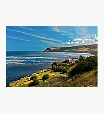 Robin Hood's Bay   Yorkshire  Photographic Print