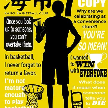 Kise Ryouta Quotes by esperjester