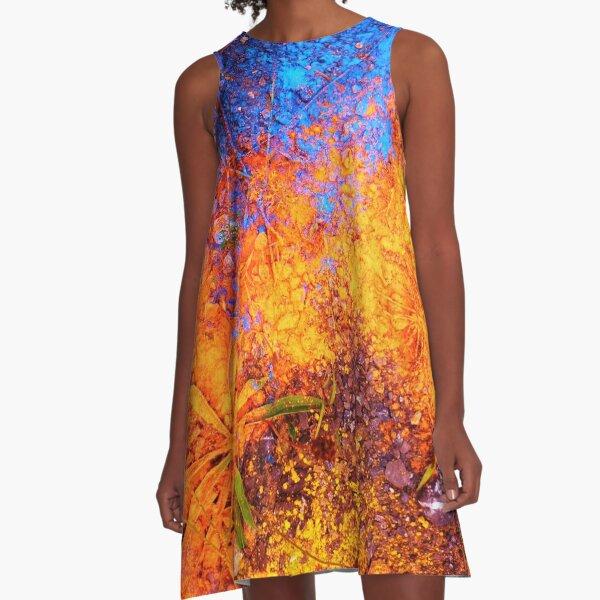 The Sunset A-Line Dress