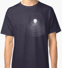 Blue Void Classic T-Shirt