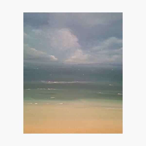 Gathering Storm (Booderee) Photographic Print