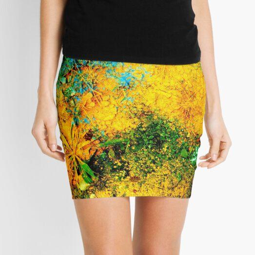 The Moon Eclipse Mini Skirt