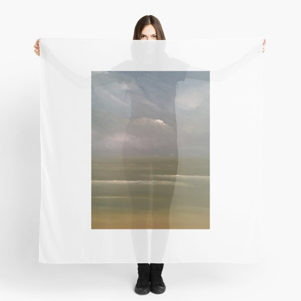 Gathering Storm (Abstracted) Scarf