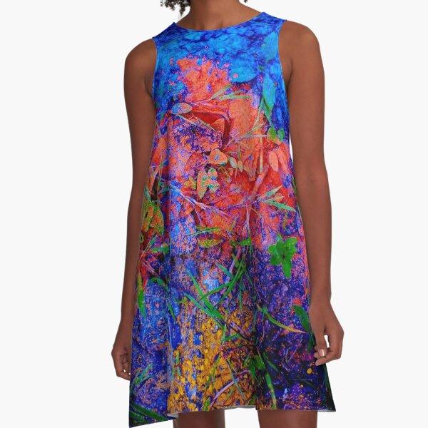 The River A-Line Dress