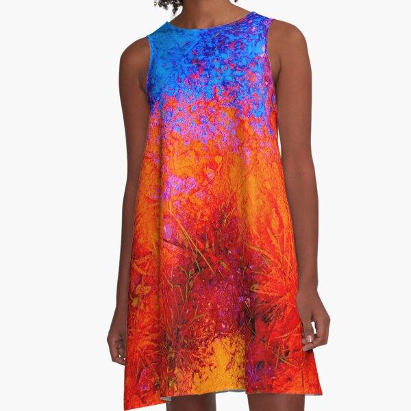 The Sunrise A-Line Dress