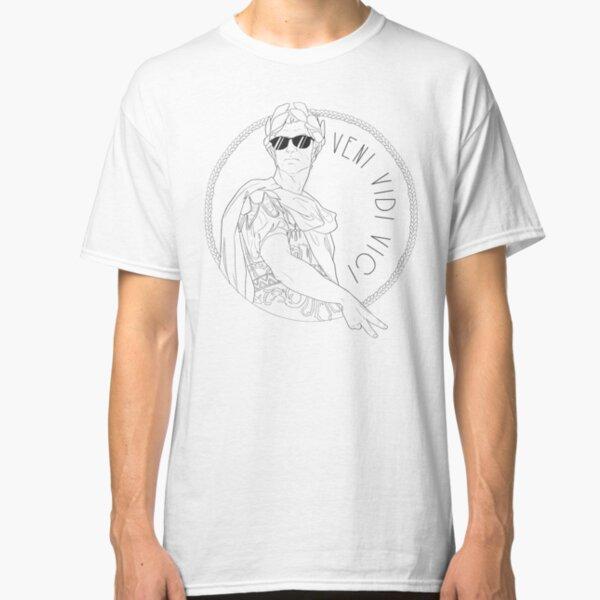 Veni Vidi Vici Classic T-Shirt