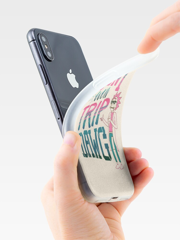 Alternate view of Don't Even Trip, Dawg iPhone Case & Cover