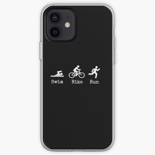 Triatlón Funda blanda para iPhone