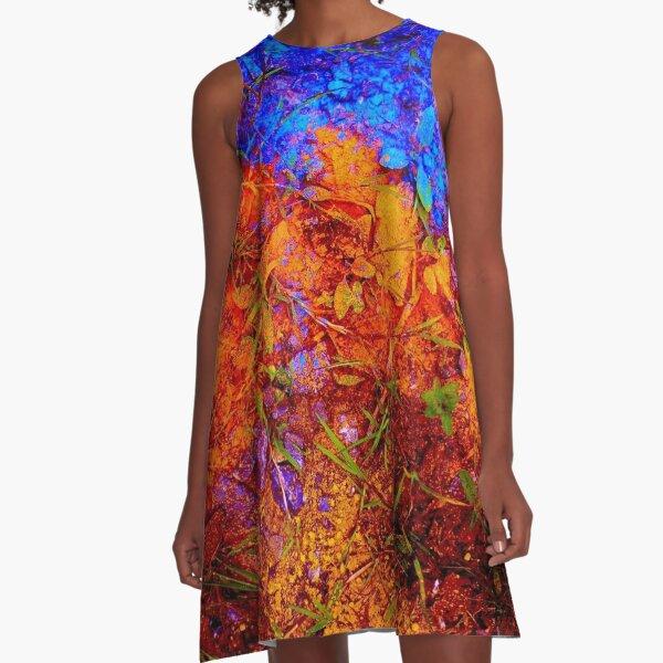 The Mountain A-Line Dress