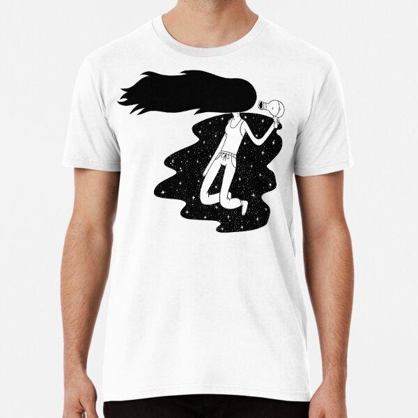Marceline the Blowdrying Queen Premium T-Shirt