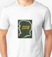 Welcome to 221B Unisex T-Shirt
