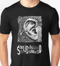 The Sounds Unsound Festival - White Slim Fit T-Shirt
