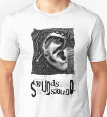 The Sounds Unsound Festival - Black Unisex T-Shirt