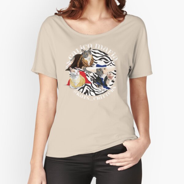 kats_critters Relaxed Fit T-Shirt