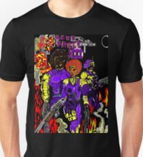 Afro Force 3000  Unisex T-Shirt