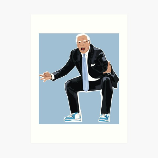 Roy Williams, Suits&Sneakers Art Print