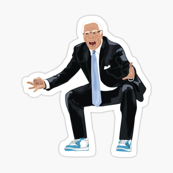 Roy Williams, Suits&Sneakers Sticker