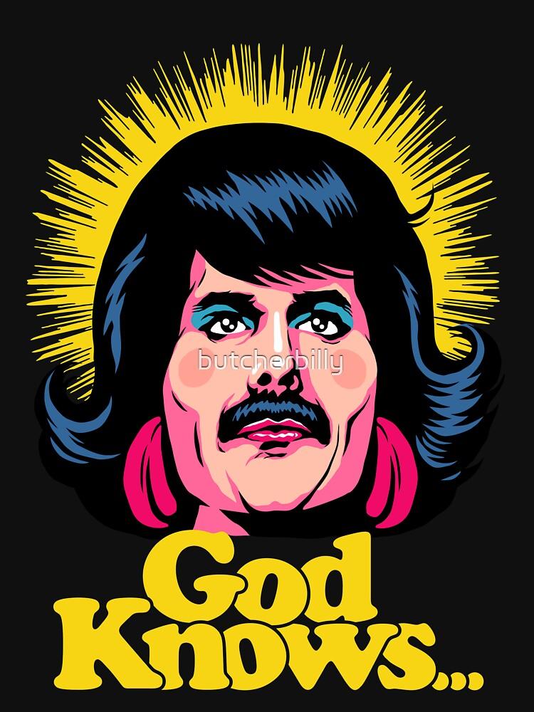 God Knows by butcherbilly