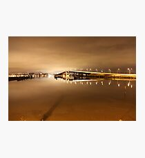 Light of Night One Photographic Print