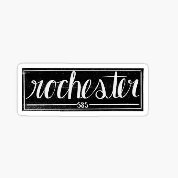 Rochester 585 Sticker