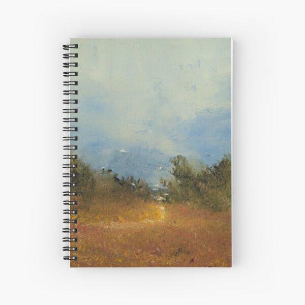 Ocean Pilgrimage Spiral Notebook