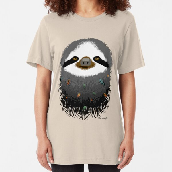 Sloth buggy Slim Fit T-Shirt