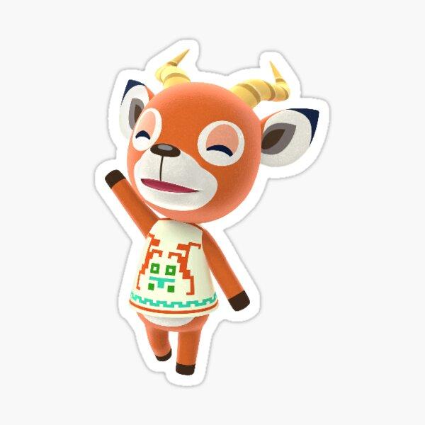 Beau the Deer Sticker