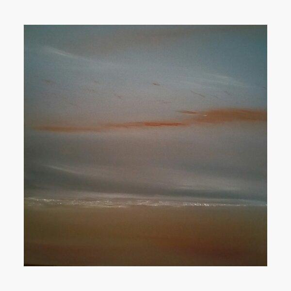 Last Light at Seven Mile Beach Photographic Print