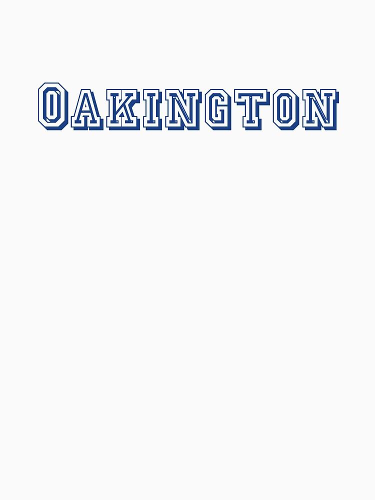 Oakington by CreativeTs