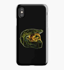 Neon Halo iPhone Case/Skin