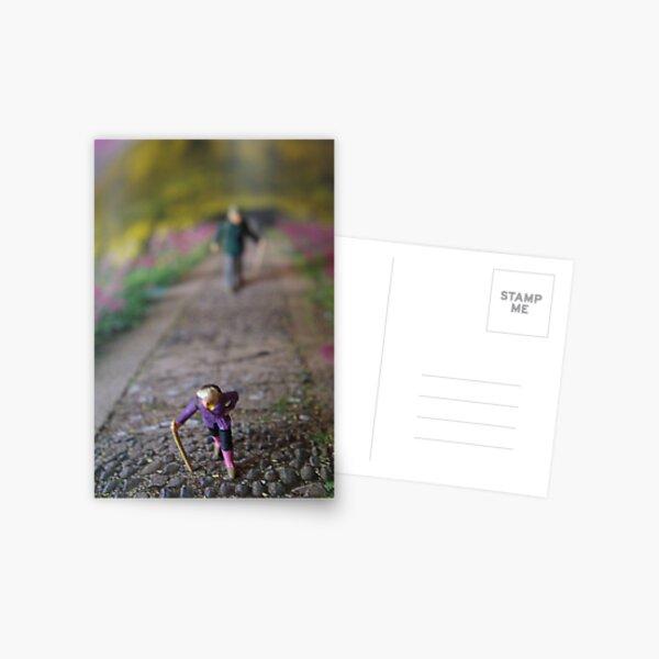 Small World #1 Postcard