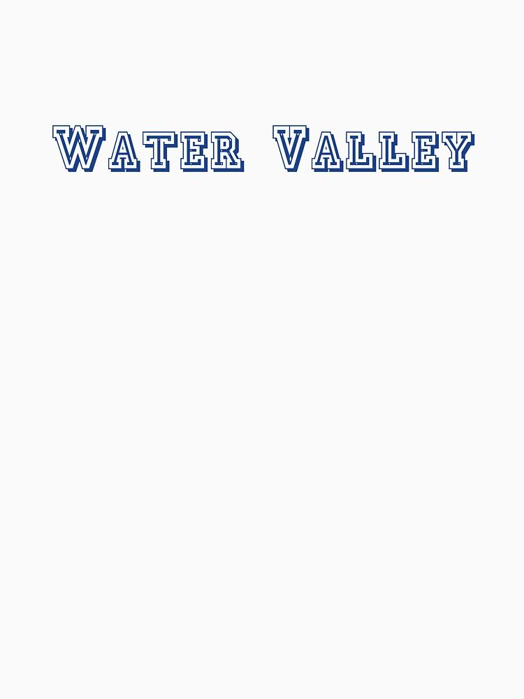 Water Valley by CreativeTs