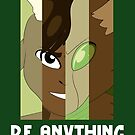 Be Anything by bookfangeek