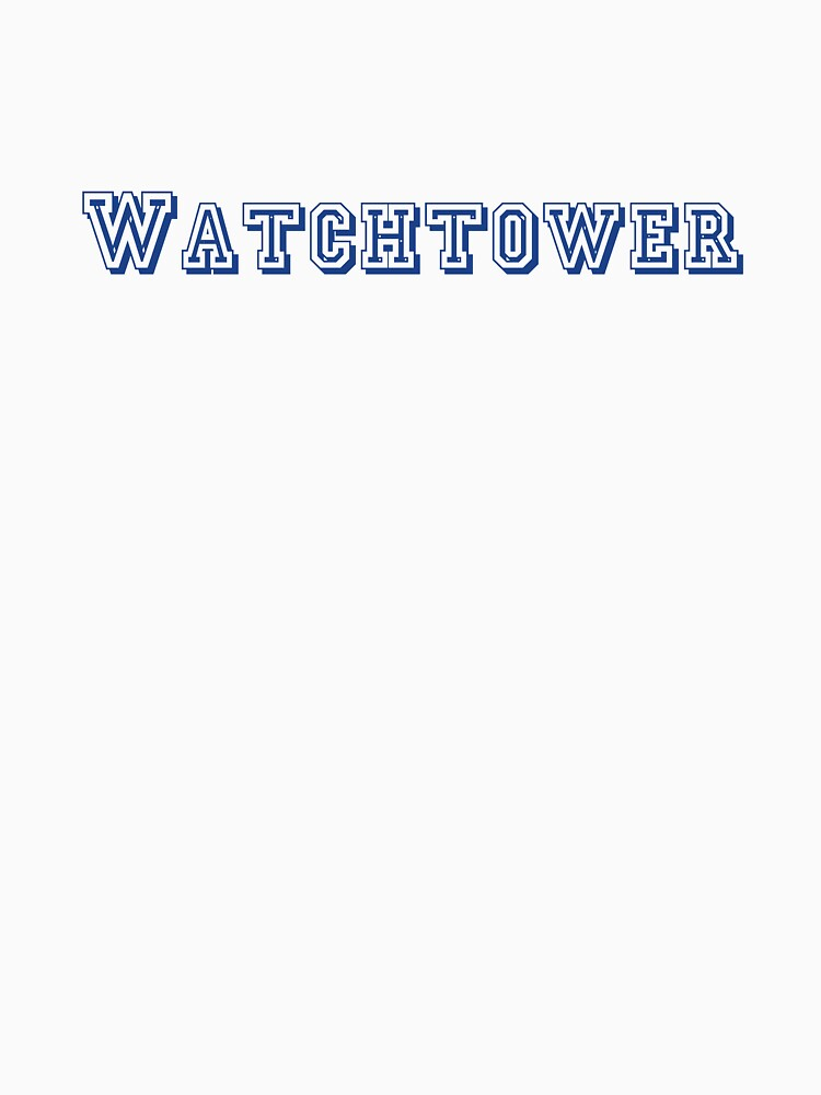 Watchtower by CreativeTs
