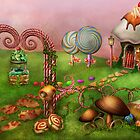 Dessert - Sweet Dreams by Michael Savad