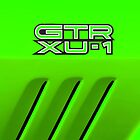 GTR-XU1 Guard - Lime Green by radestilo
