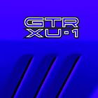 GTR-XU1 Guard - Blue by radestilo