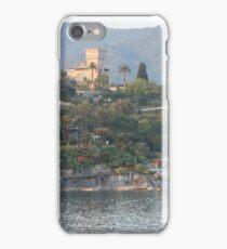 Santa Margherita de Liguria iPhone Case/Skin