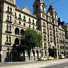 A Grand Hotel  (Hotel Windsor) by garyt581